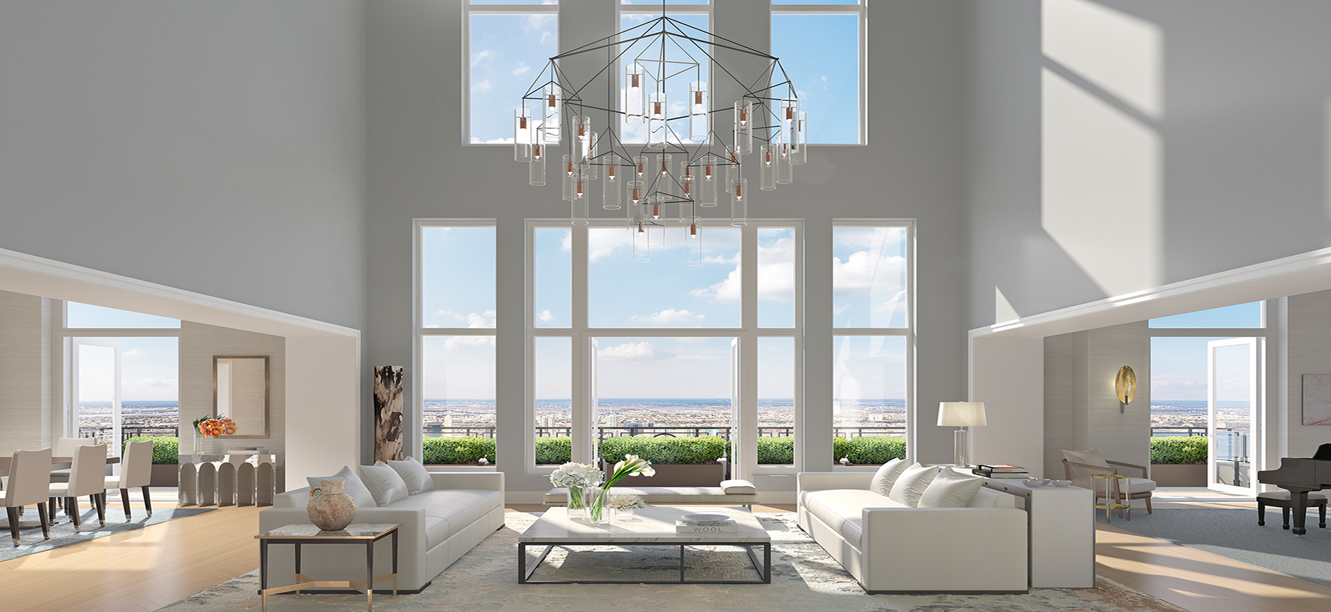 Automated Shades, Drapes and Blinds for Light Control